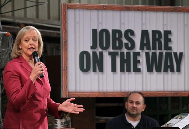 [LA] Debate: Whitman on Jobs