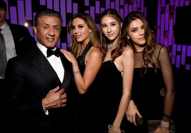 Stars Celebrate at the Golden Globes 2017 Afterparties