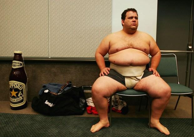 [LA] Sumo Wrestler Turned Marathoner