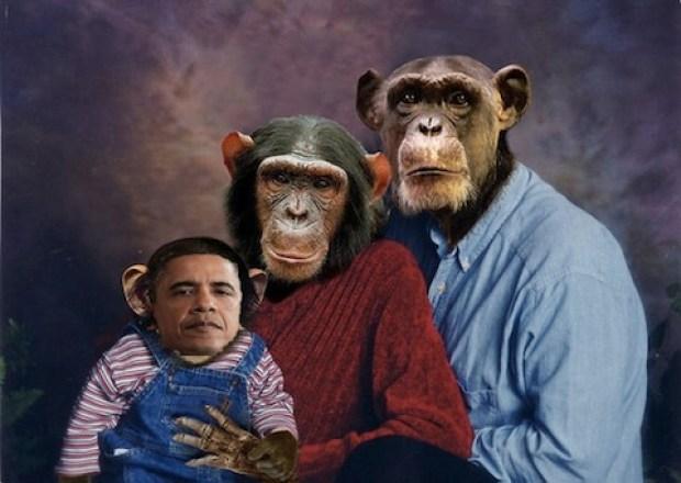 [LA] Fallout Over Obama-Chimpanzee Email