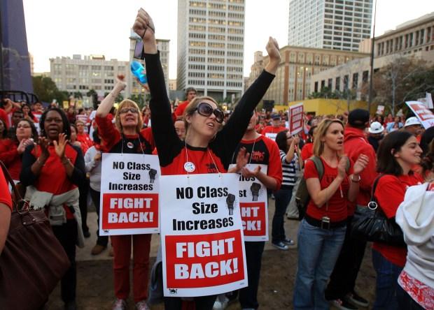 Teachers of Los Angeles Speak Out