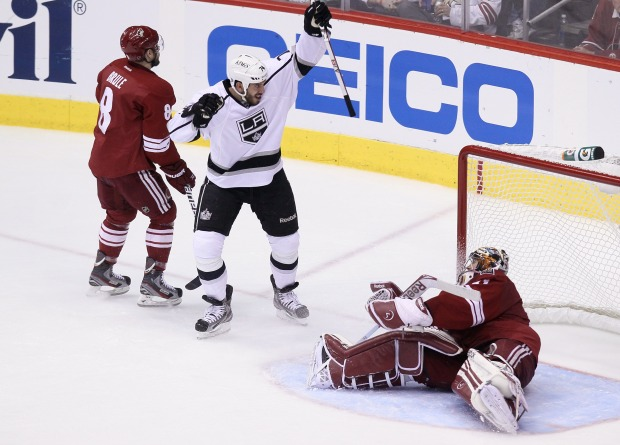 Los Angeles Kings: Road to the 2012 Stanley Cup Final
