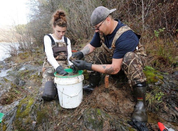 [Gallery] Dry Conditions Spur Mini Gold Rush in Sierra