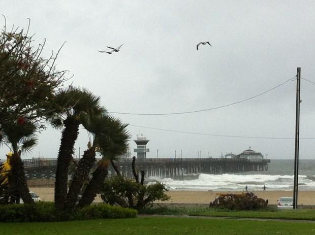 User Photos: Spring Storm Brings Rain, Snow