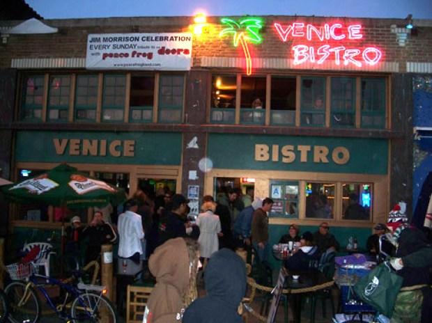 Beach Bars: Venice
