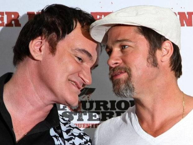[NBCAH] Quentin Tarantino: Only Brad Could Play This Role