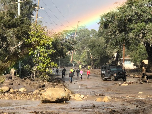 Remembering the Victims of the Montecito Flood