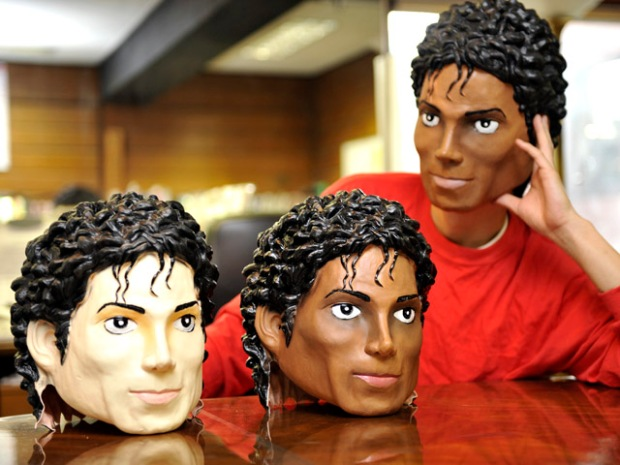 [NATL]Famous Faces: Halloween Masks