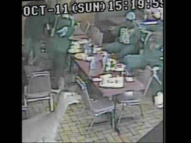 [LA] Deer Crashes Through Diner