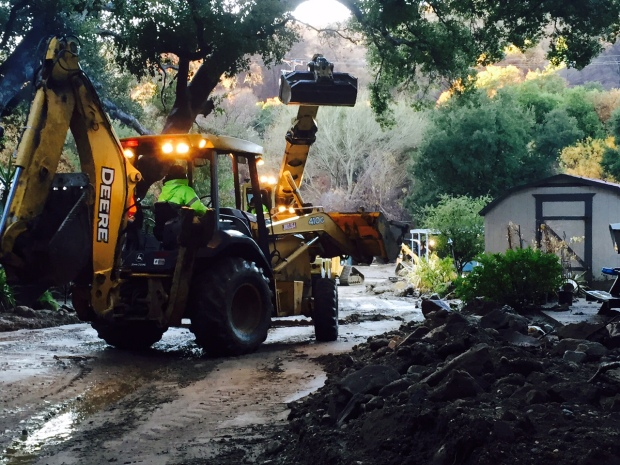 [LA GALLERY] Winter Storms Bring Flooding, Damage to SoCal