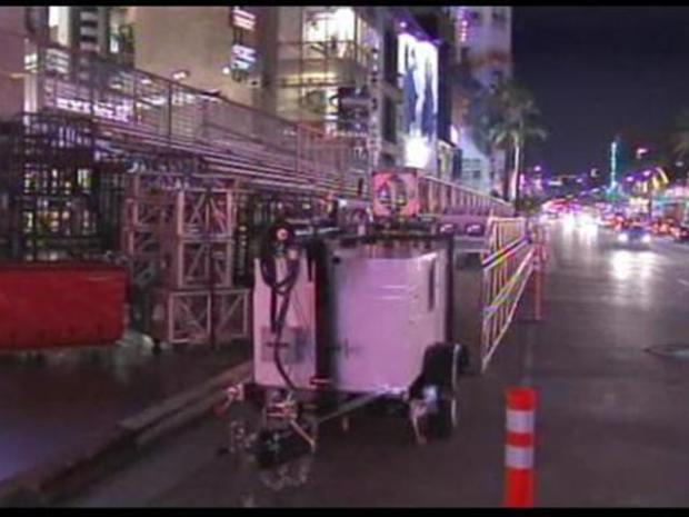 [LA] It's Awards Show Road Closure Season
