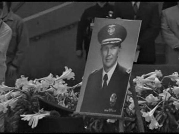 [LA] Gates Funeral: Chief Charlie Beck's Comments