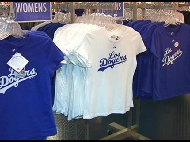 [LA] Dodgers Trademark Los Doyers