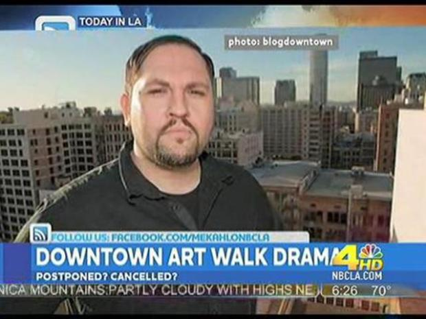 [LA] The Trend: What's Up with Artwalk