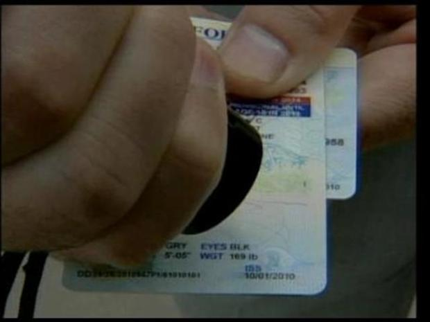 [LA] New California Drivers License