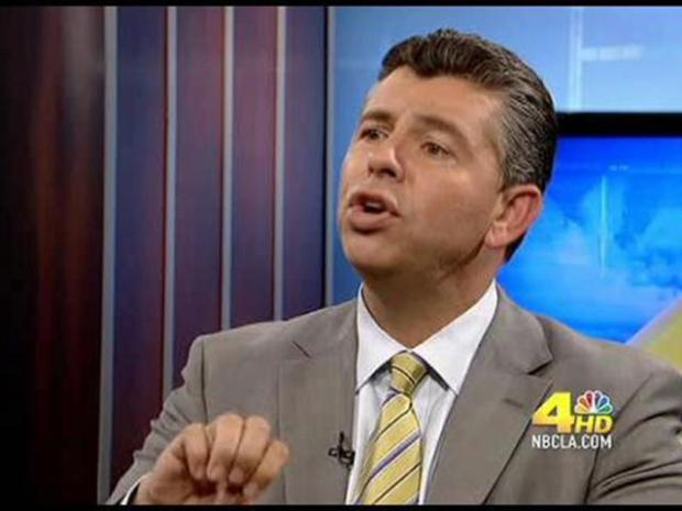 [LA] NewsConference: Abel Maldonado, Republican Lt. Gov. Candidate