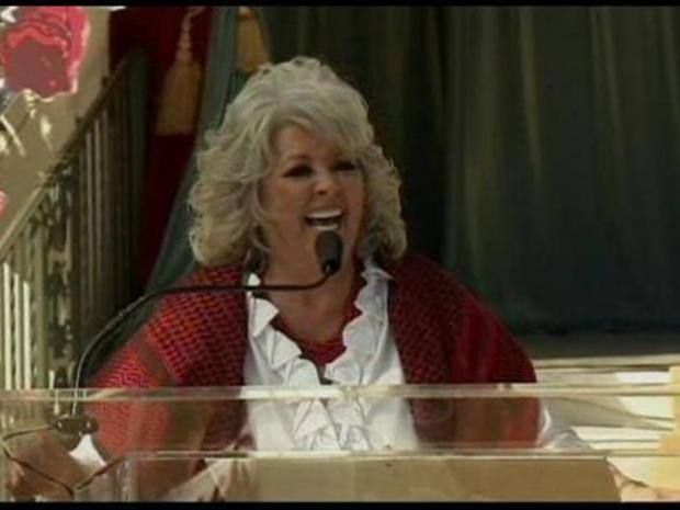 [LA] Paula Deen is Announced as the Grand Marshall of the 2011 Tournament of Roses