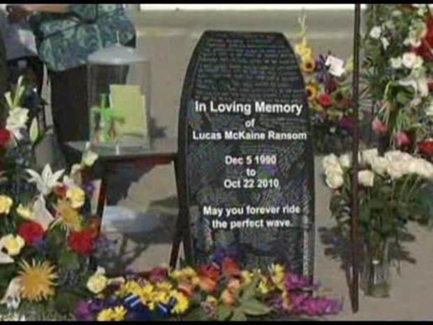 [LA] Shark Victim Remembered