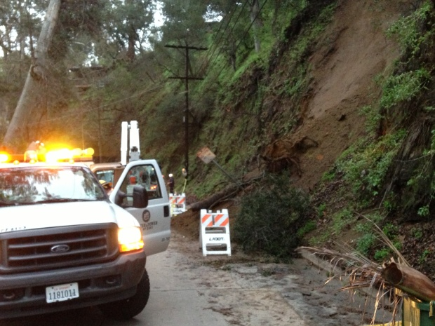[LA GALLERY updated 2/21] Your February Storm Photos: Images From Around Southern California