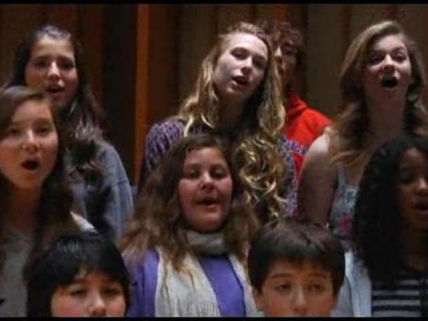 [LA] The Colburn Children's Choir