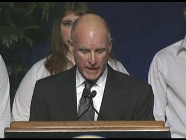 "[LA] Jerry Brown: ""Really, No Mental Reservations"""