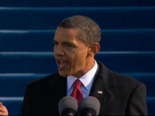 [CHI] Obama's Inaugural Address: Part 5