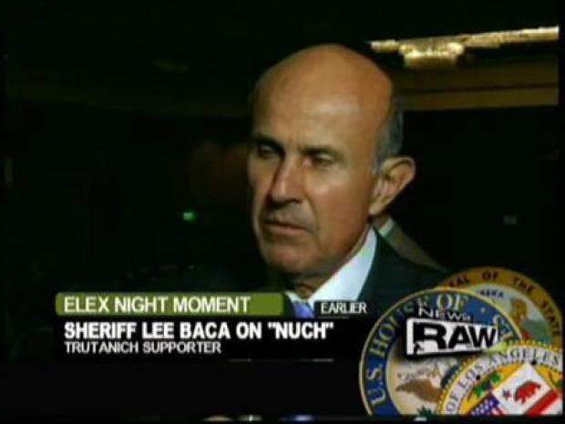 [LA] Sheriff Lee Baca on Trutanich