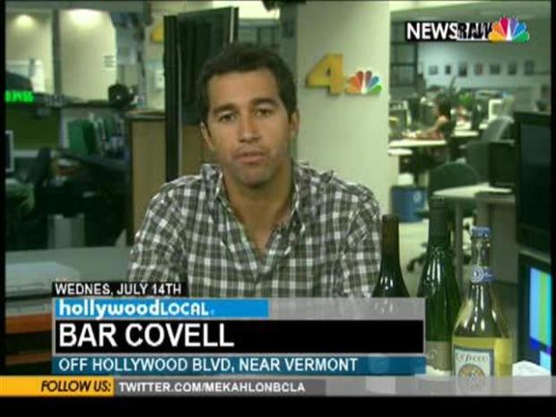 [LA] Hollywood LOCAL: Bar Covell