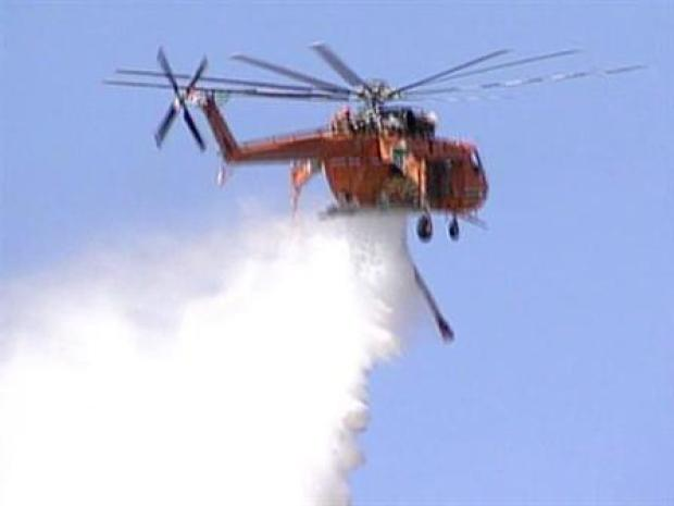 [LA] Crews Fight SoCal Fires