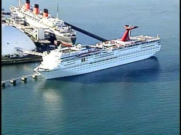 Cruise Cabin Of Missing Couple Locked From Inside NBC Southern - Long beach cruise ship schedule