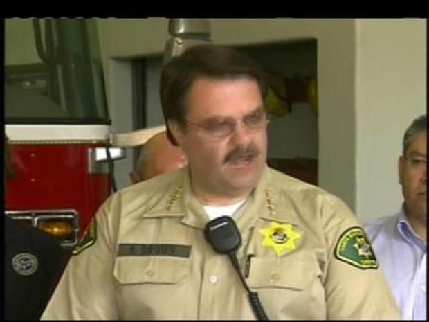 [LA] Mid-Day Update: Sheriff Talks About Burn Area, Evacuations