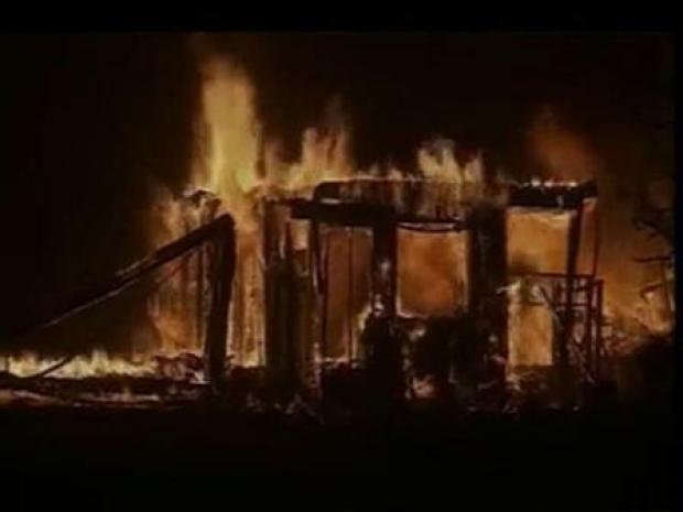 [LA] Raw Ground Video: Tea Fire