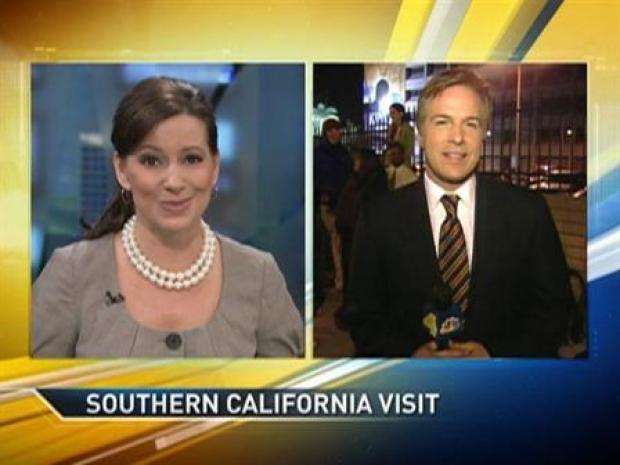 [LA] Robert's Obama Liveshot