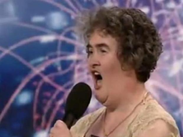 [LA] Susan Boyle