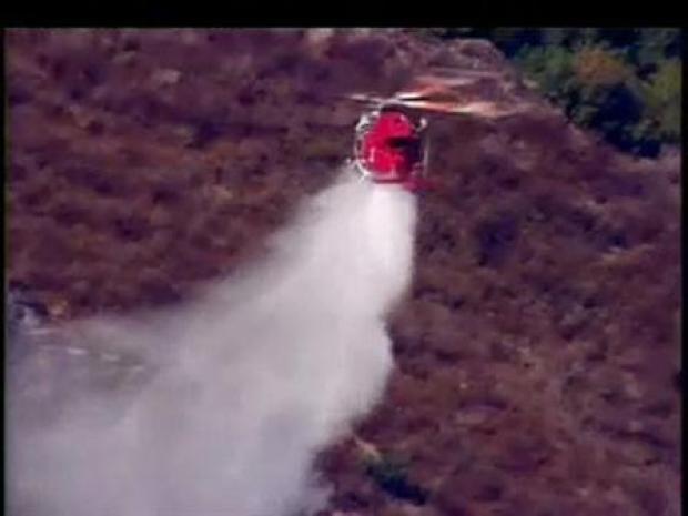 [LA] Water Drop In Granada Hills