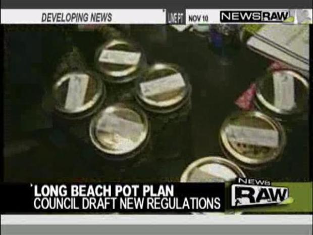[LA] Long Beach Pot Plan