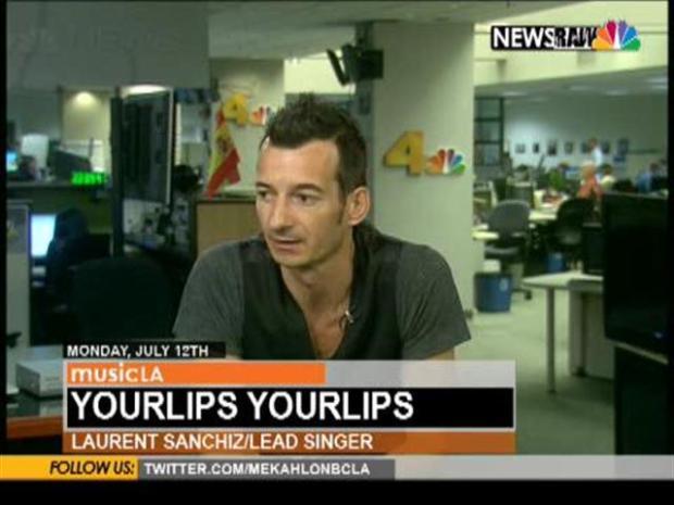[LA] MusicLA: YourLips YourLips