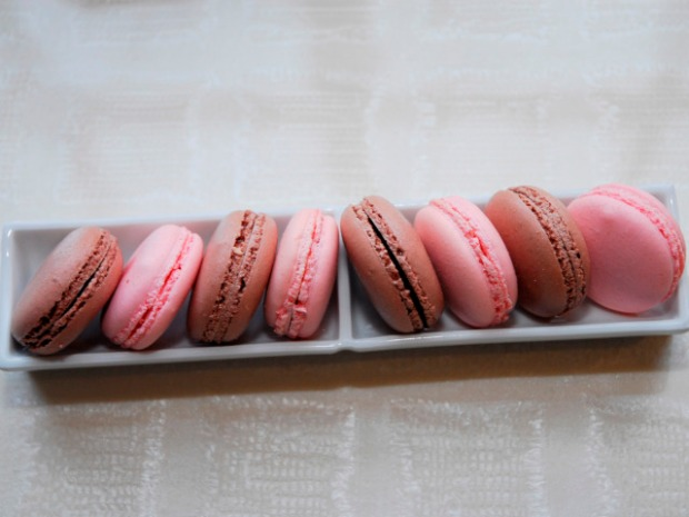[LA] Have You Had a Macaron? Not Macaroon, Silly