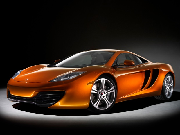 Dream Cars of the OC International Auto Show