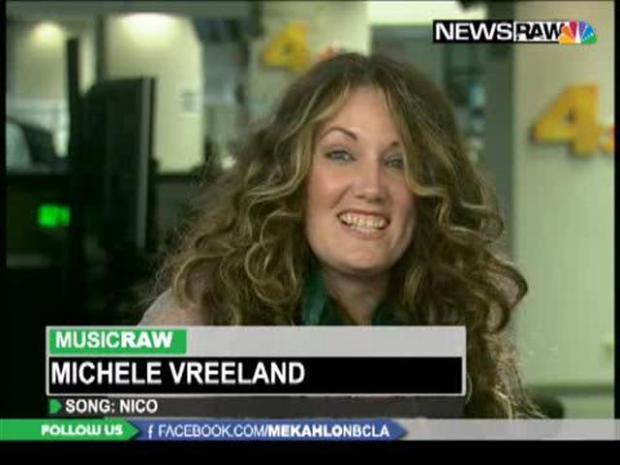 [LA] MusicRaw: Michele Vreeland