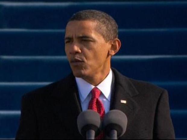[CHI] Obama's Inaugural Address: Part 4