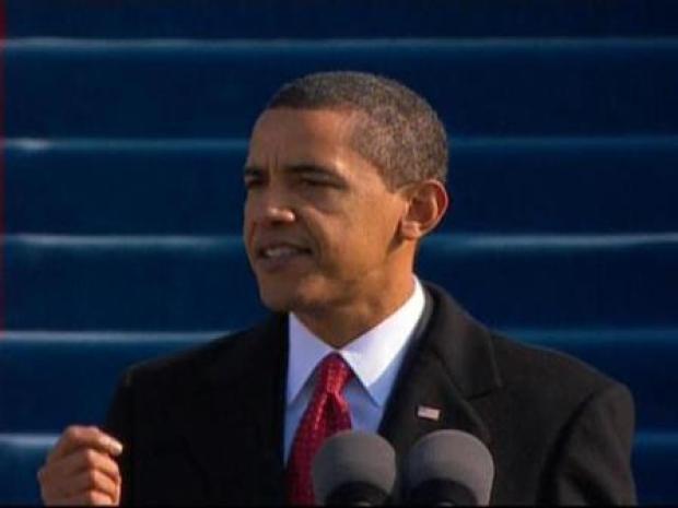 [CHI] Obama's Inaugural Address: Part 3
