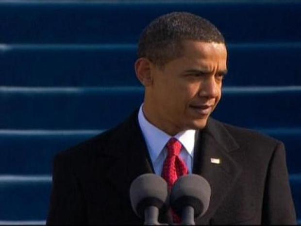 [CHI] Obama's Inaugural Address: Part 2