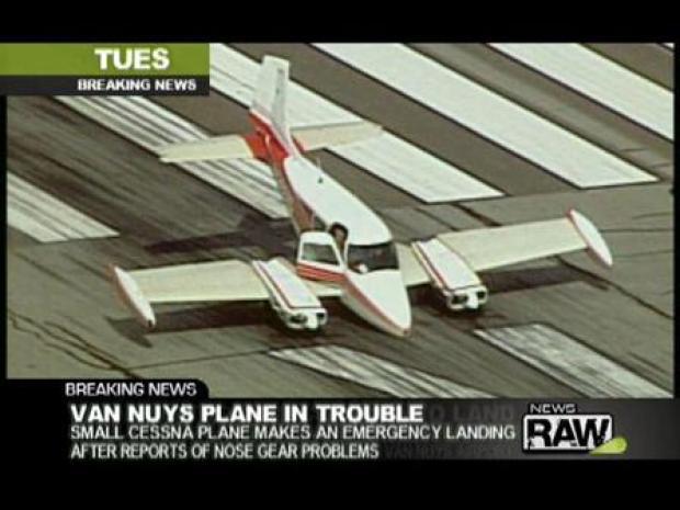 [LA] Breaking News Update: Van Nuys Plane