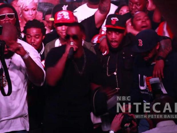[MI] NiteCap: Rick Ross, Diddy Blow $1 Million in King of Diamonds