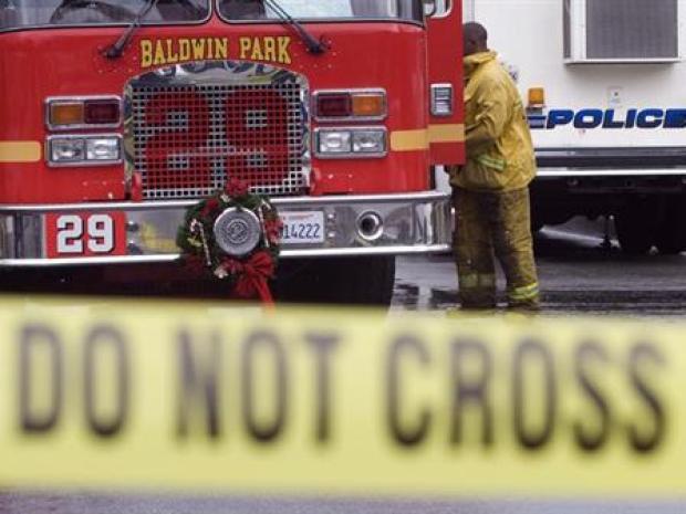 """[LA] """"Santa"""" Massacre - 911 Call"""