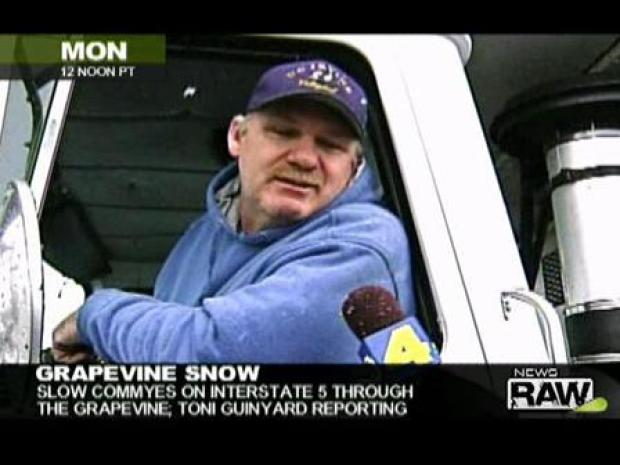 [LA] Grapevine Snow