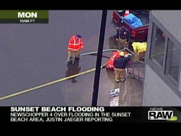 [LA] Sunset Beach Flooding