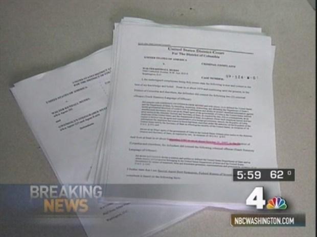 [DC] Ex-State Dept. Employee Accused of Espionage
