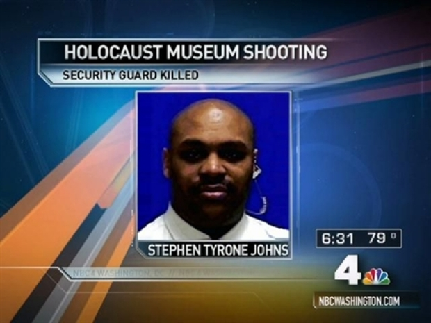 [DC] Museum Shooting Victim Died Soon After Arrival at GW Hospital